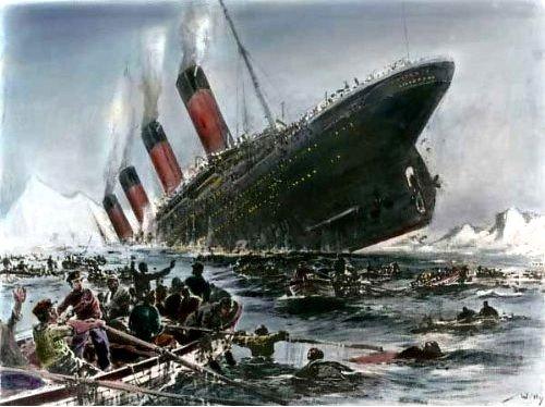 Titanic, le monde du silence naufrage-du-titanic