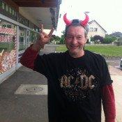 AC/DC dans la peau