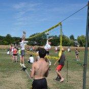 Le tournoi de Volley est annulé