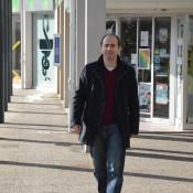 Guillaume Ruet, un homme dans la ville