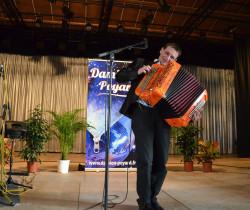 Damien Poyard, l'accordéon jusqu'au bout des doigts