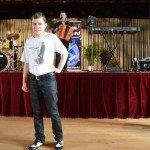 Anthony Valerio au rythme de l'accordéon