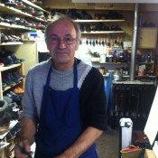 Mr Sauvageot, la pointure de la chaussure