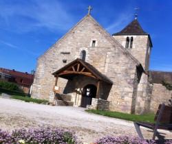 Sainte-Trinité, c'est à visiter