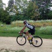 Une Balade à vélo qui a pignon sur rue
