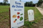 France 3 à la ferme du château