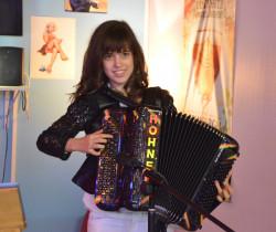 FCJ, Beaujolais Party en accordéon