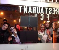 Soirée Halloween au FCJ