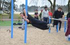 Street Workout, la force tranquille