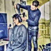 Bryan Dubief, coiffeur à domicile