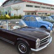 Des voitures à l'ancienne