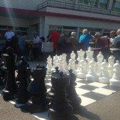 1er tournoi d'échecs à Chevigny
