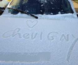 Va-t'il neiger sur Chevigny en ce début d'année ?