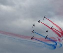 La Patrouille de France dans le ciel Chevignois ?