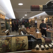 Le goût du vin, un palais divin