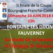 Fontaine-les-Dijon/Fauverney à la Saussaie