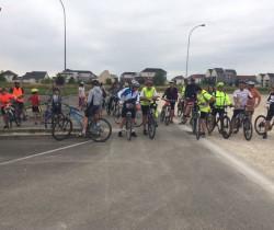 LA CHEVIGNOISE, la rando à vélo