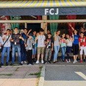 Un groupe folklorique Arménien en escale au FCJ