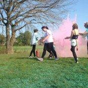 Funny Family Run et dancefloor