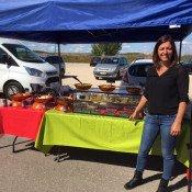 Un goût d'Italie sur le marché de Chevigny