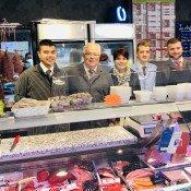Boucherie St Sauveur, une affaire de famille