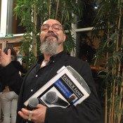 Yannick Fanet, l'animateur tout terrain