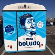 Boludo, beau comme un camion