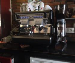 Un café avec le maire au Liberty Bar