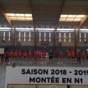 Chevigny Saint Sauveur Handball, la belle équipe