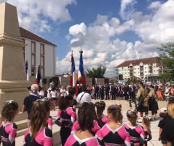 14 juillet, une cérémonie revisitée