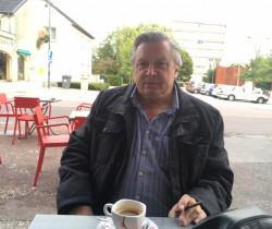 Jean-Claude Sartelet, de la PJ au polar