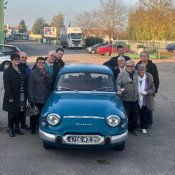 Le club Panhard en AG à Chevigny