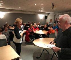 Arlette Brenot, 30 ans à la tête de Chevigny Renouveau
