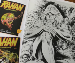 Rahan, le héros des temps lointains