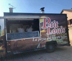 Pizza P'tit Louis reprend du service