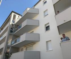 Les balcons du partage à tous les étages