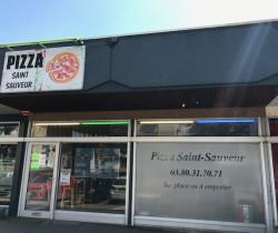 Pizza Saint-Sauveur : des pizzas au large choix