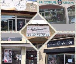 6 salons de coiffure sur Chevigny: balayage des réouvertures