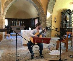 Gaspard, la guitare jusqu'au bout des doigts