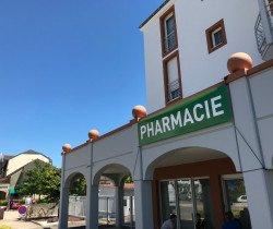 La pharmacie centrale déménage