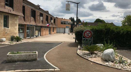 16H25 : 2 détonations sur Chevigny