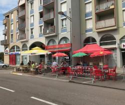 Déconfinement : extension de terrasse au Liberty Bar