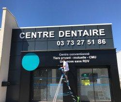 Centre dentaire : ouverture partielle jusqu'à mi-septembre