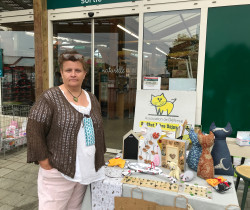 Collecte du Chat Libre Dijonnais à Quetigny