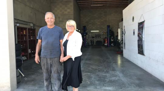 Garage Morana, 36 ans au compteur