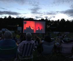 Ciné plein air : un grand film à l'affiche
