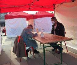 COVID-19 : campagne de dépistage à Chevigny