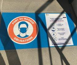 Chevigny : port du masque obligatoire