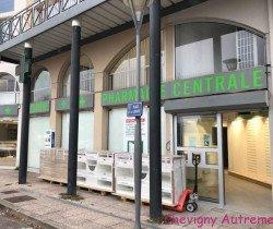 La pharmacie centrale reprendra ses quartiers le 19 octobre