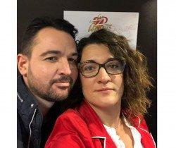 Marilyne et Nicolas participent à l'émission Les Z'amours